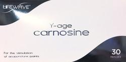 Y-Age カルノシン(一般医療機器)30枚