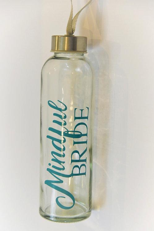 Mindful Bride Glass Bottle