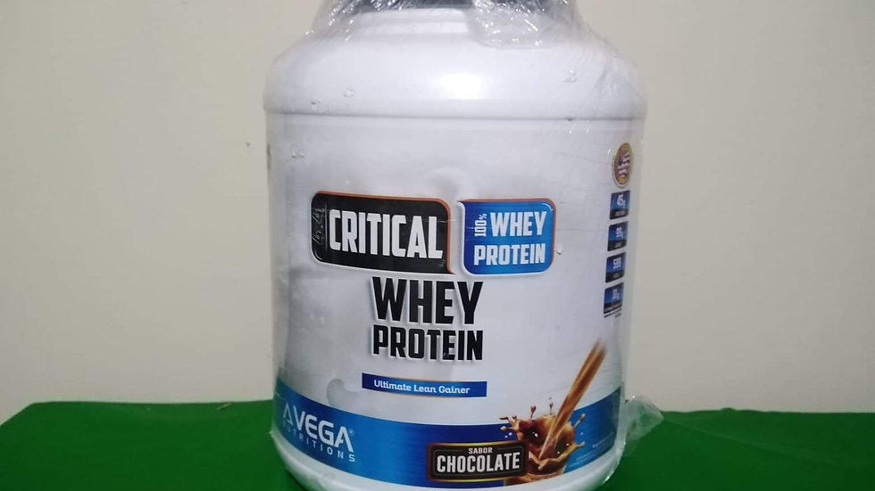 CRITICAL WHEY PROTEIN