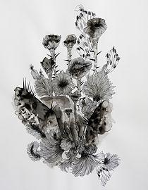 Gwladys Gambie, 'Floraison', 2018
