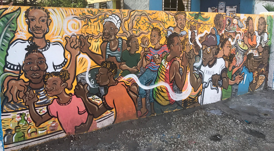 Complete Mural