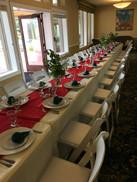 family dinner set