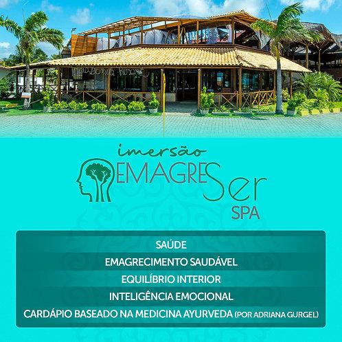 Pacote Single (apartamento Individual)- Imersão EmagreSer SPA