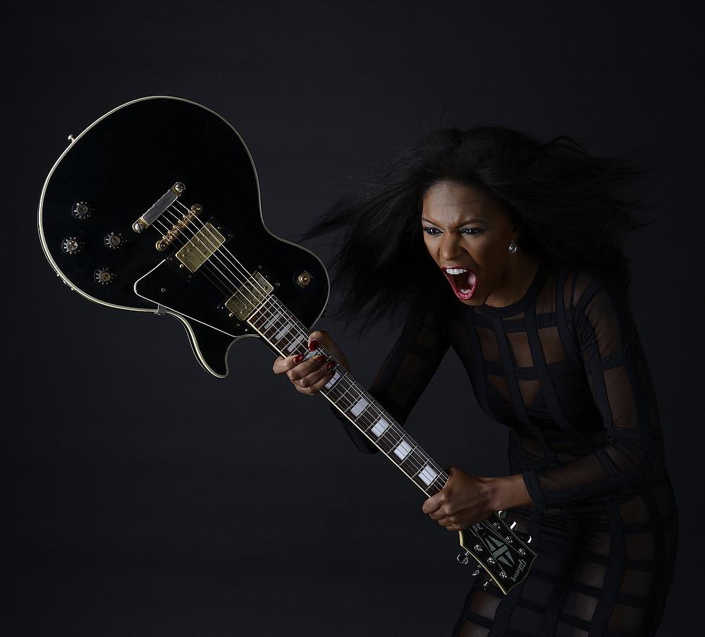 Frustração guitarra
