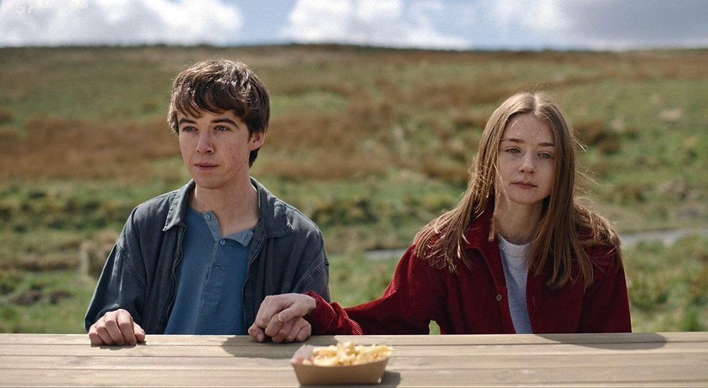 The End of the F***ing world paper