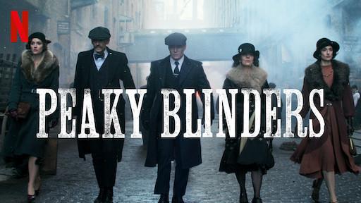 Peaky Blinders paper