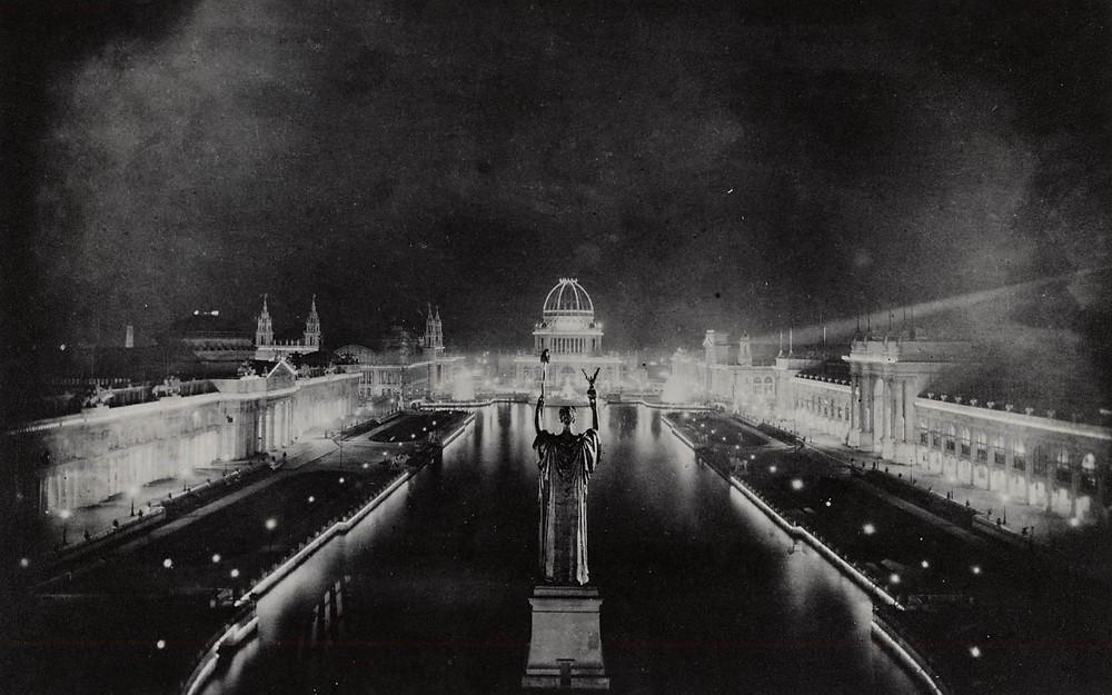 Exposicao Universal de Chicago 1893
