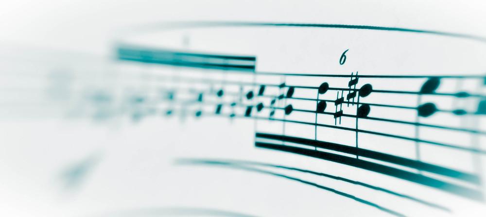 Partitura e teoria Musical