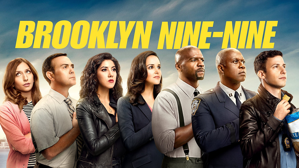 Brooklyn Nine Nine paper