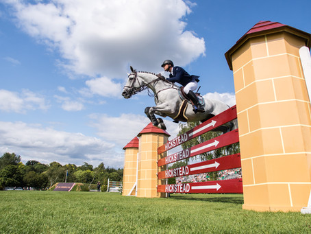 Royal International Horse Show to run in reduced format for 2021