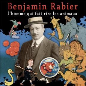 Benjamin Rabier, l'homme qui fait rire les animaux réalisé par Benjamin Faye