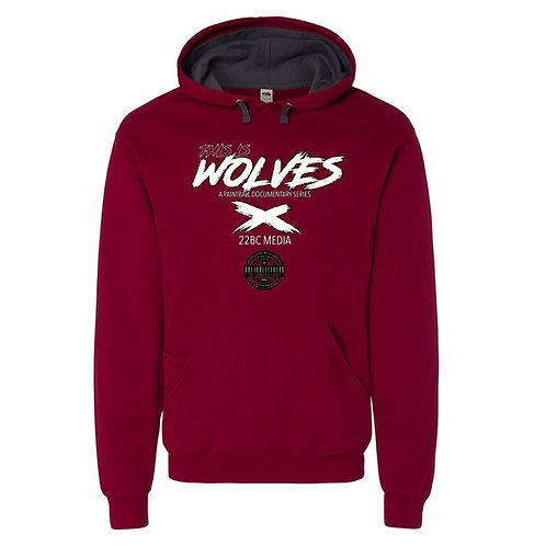 THIS IS WOLVES HOODIE