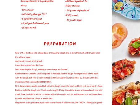 Rosso's Recipes °Pizza dough° recipe, tips, guide!