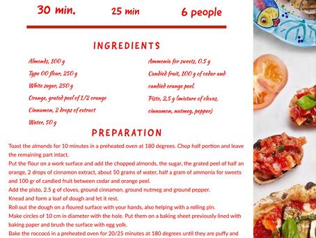 Rosso's Recipes °Roccocò°