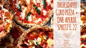 All you can Eat Pizza Thursdays!