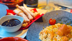 Celebrate Valentine (at home) with Rosso! Try out our complete dinner bundle or our special risotto!