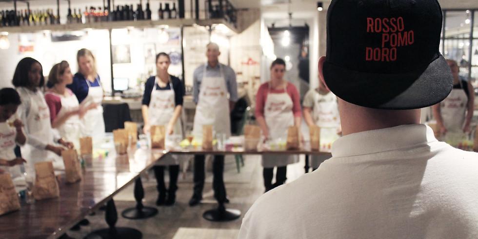 Pizza Masterclass -17th of July- Hoxton