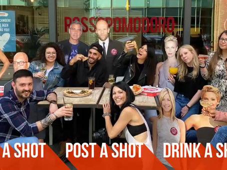Snap a Shot, Post a Shot, Drink a Shot!!!