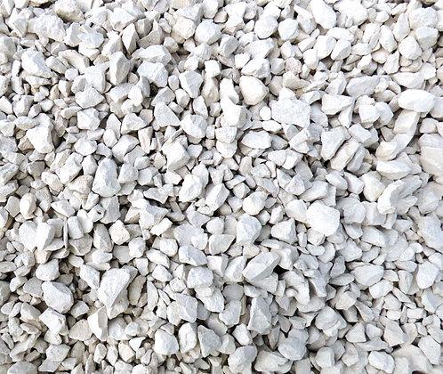 Gravier calcaire