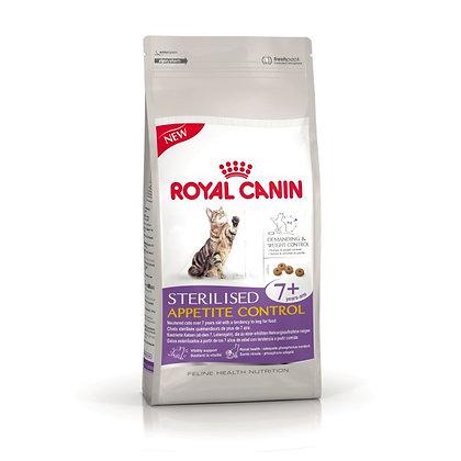 Royal canin - Sterilised appetite control +7