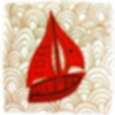 I will cross seas for you by Helen Oishi