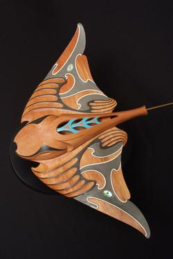 Whai manu (Eagle ray)