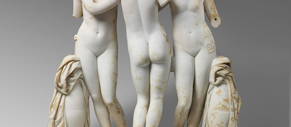 The Three Graces Are Visiting Dunedin This Summer