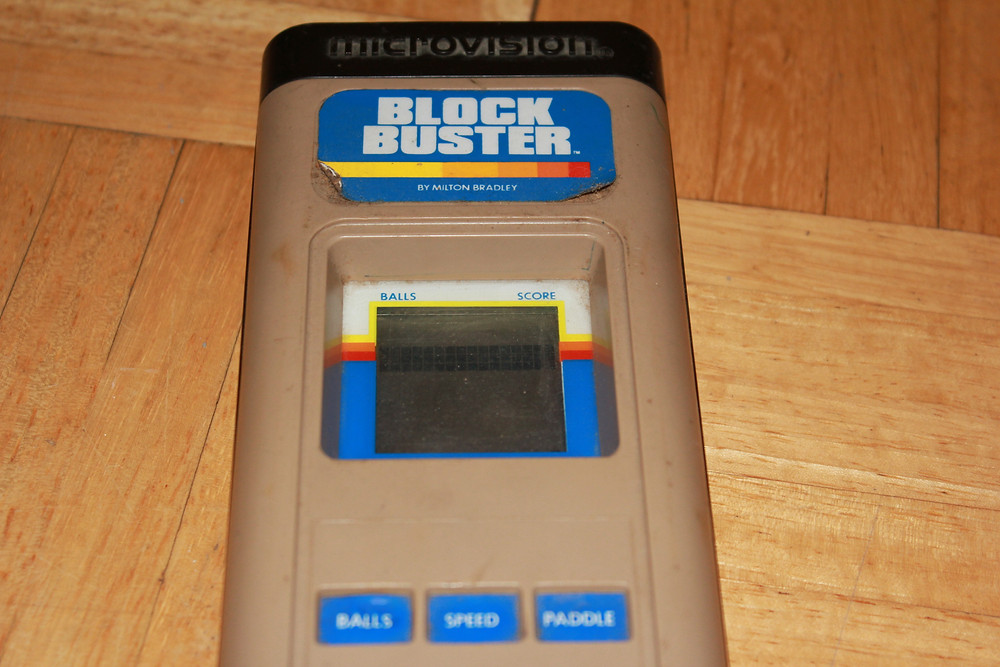 Milton-Bradley Microvision