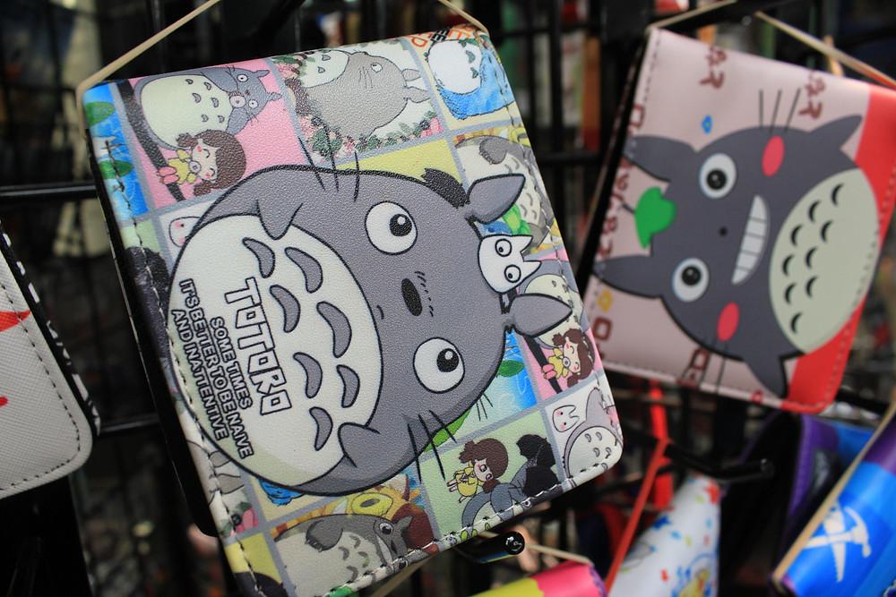 Studio Ghibli Totoro purses