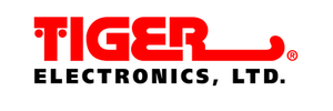 Tiger Electronics logo.