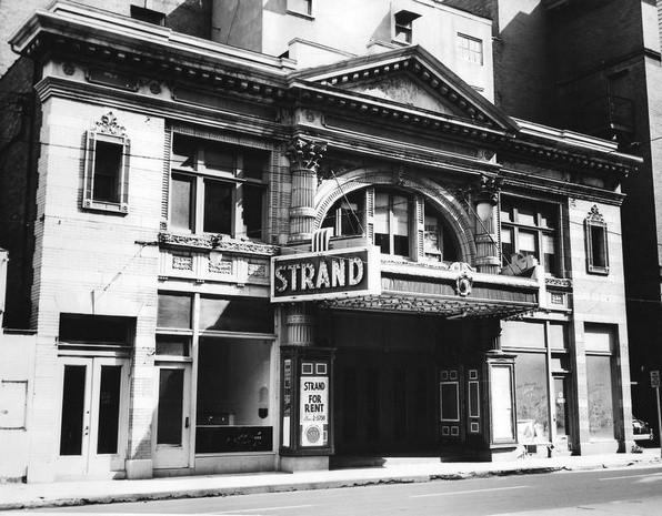 Strand Theater, Elmira, NY.