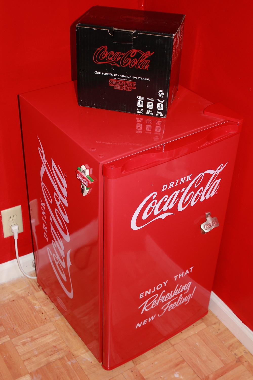 Stranger Things Season 3 New Coke cans