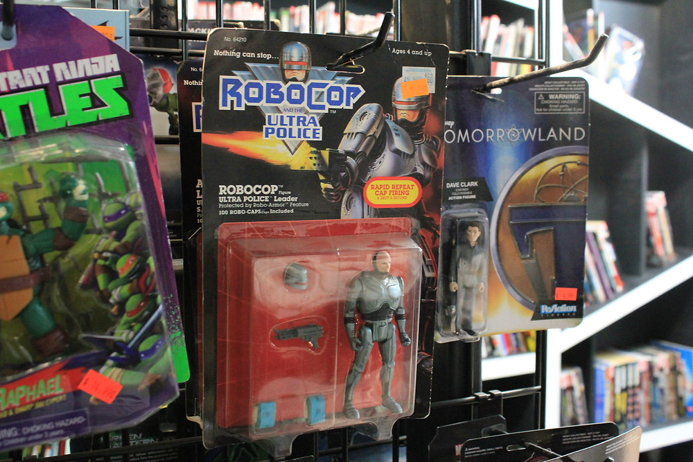 Robocop action figure