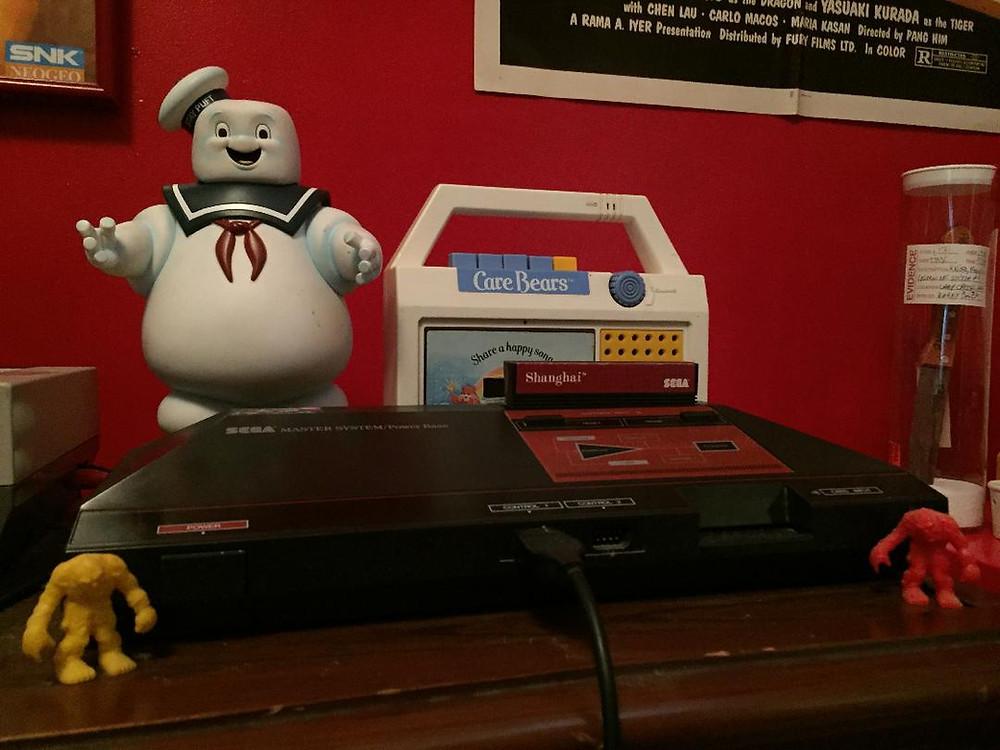Sega Master System.