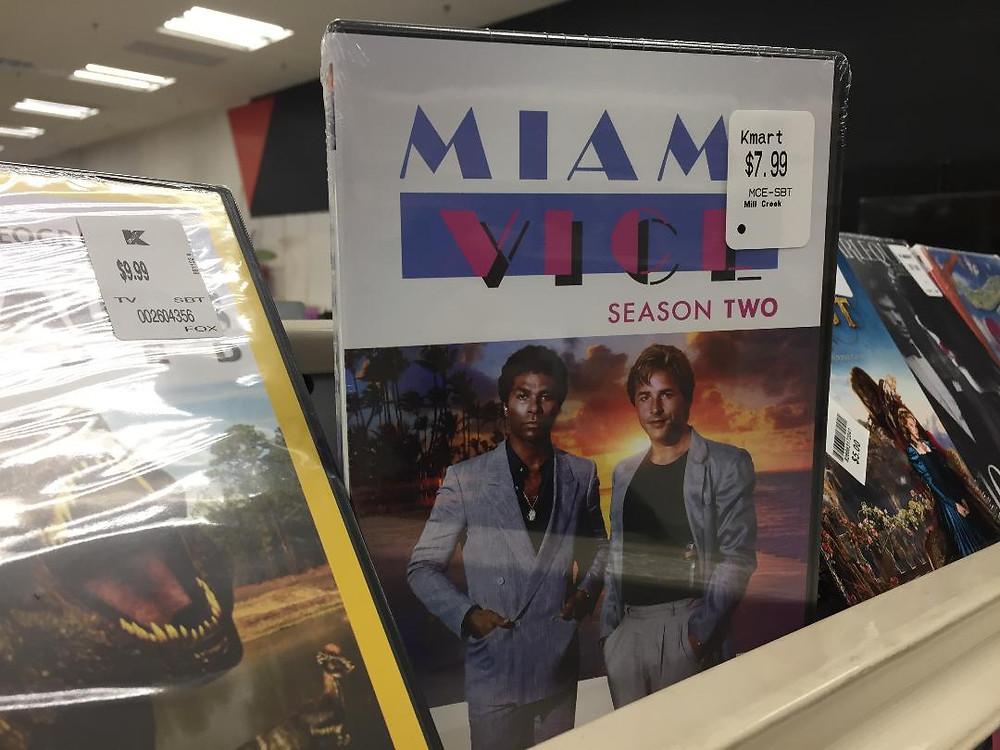 Miami Vice Season 2 DVD
