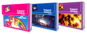 The Trapper Keeper Game from Big G Creative.