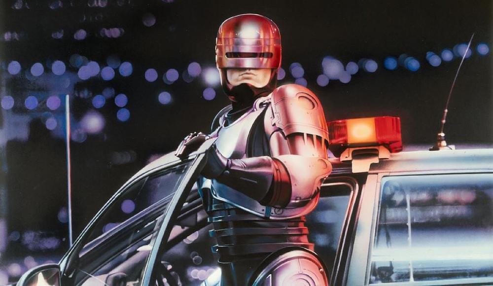 Robocop poster.