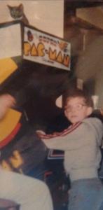 Super Pac-Man arcade game