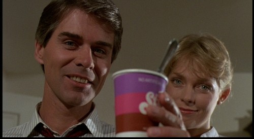 """Scene from Larry Cohen's horror film, """"The Stuff."""""""