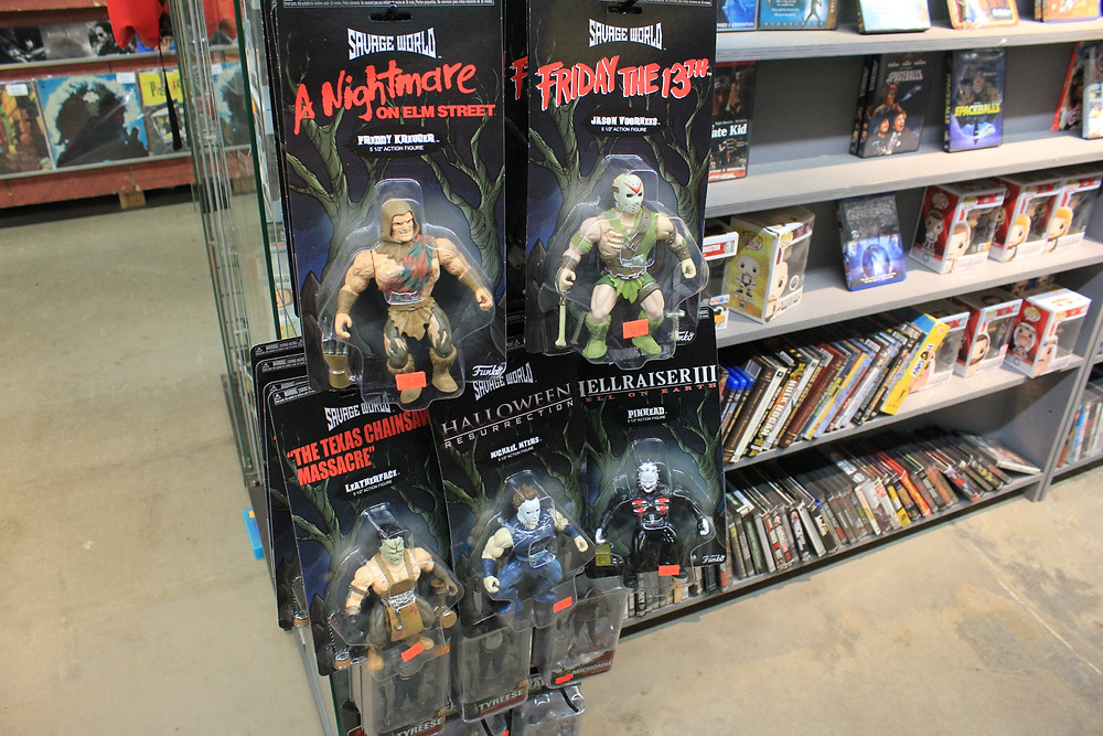 Savage World horror figures