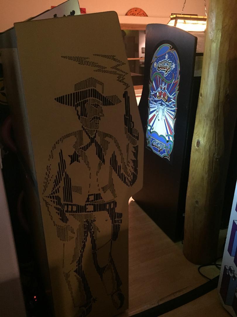Sega Sheriff EM arcade game