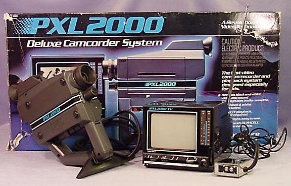 Pxl 2000 camera