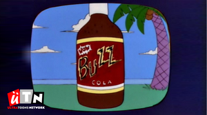 Buzz Cola The Simpsons