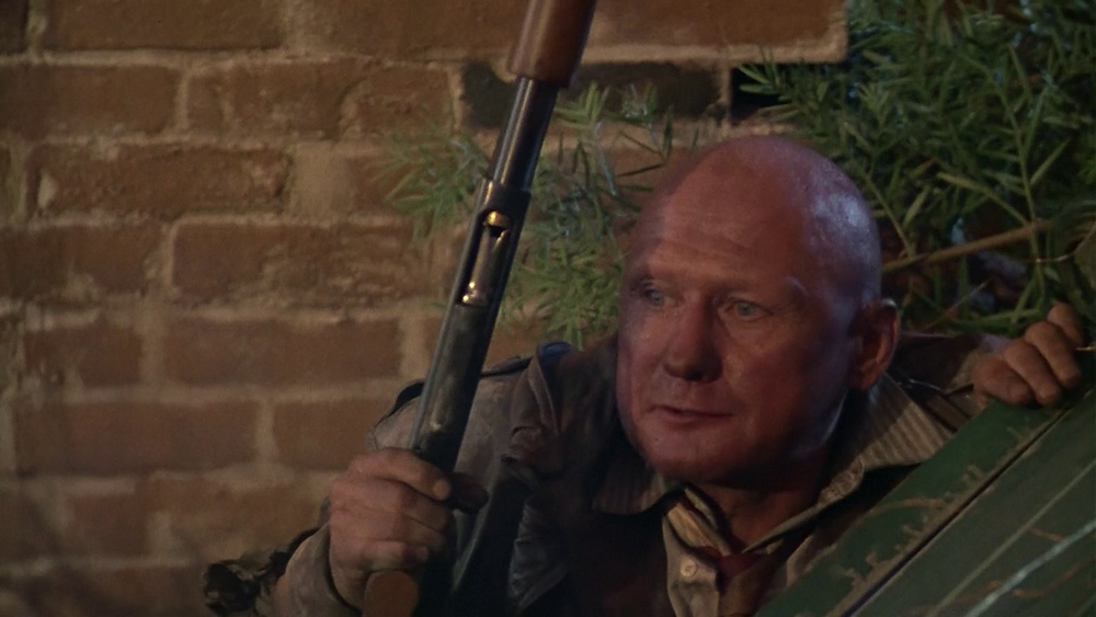 James Tolkan in Masters of the Universe movie 1987