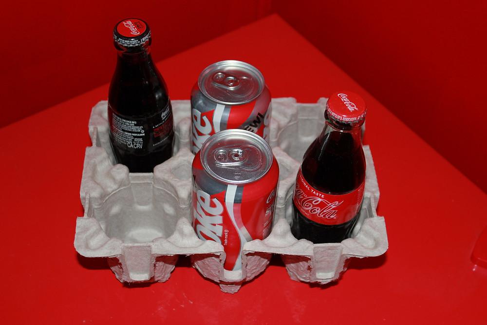 Netflix Stranger Things Season 3 Coke in carton