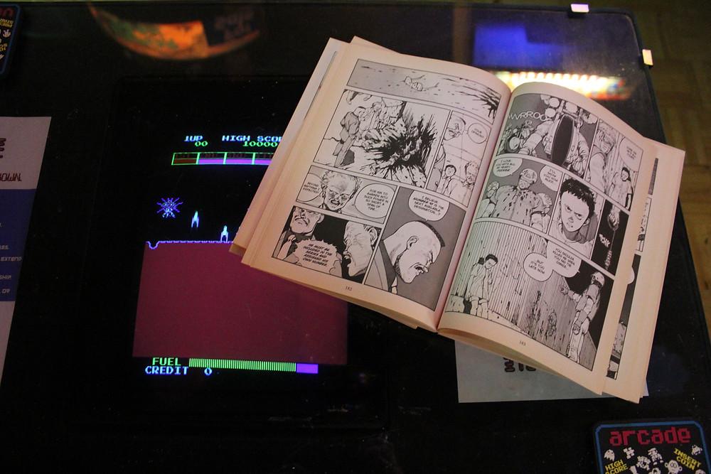 Akira Volume 1 manga from Dark Horse Comics.