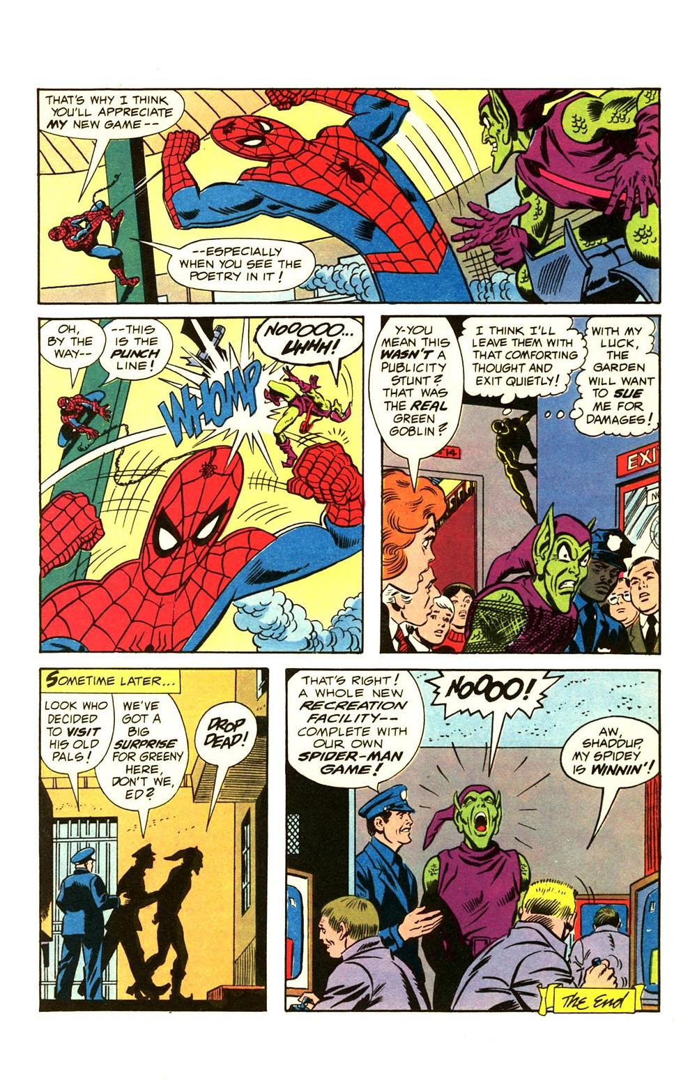 Marvel Blip magazine Spiderman Atari 2600 game ad