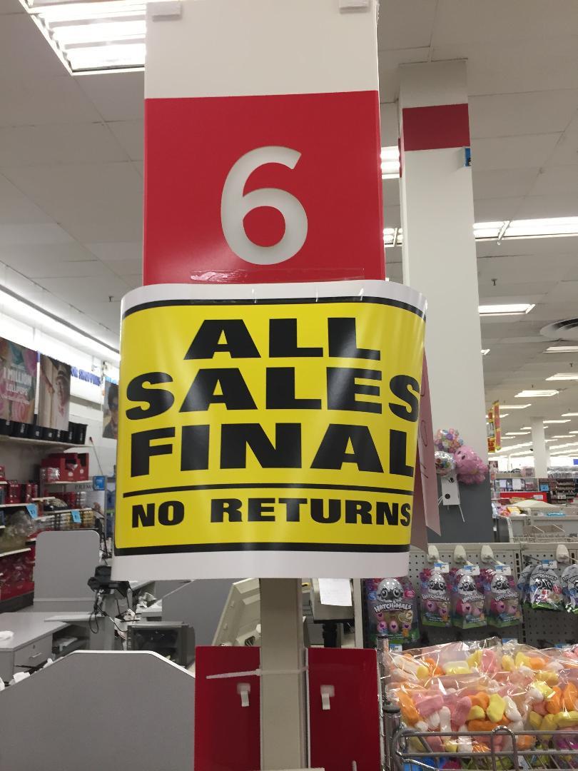 K-Mart store closing