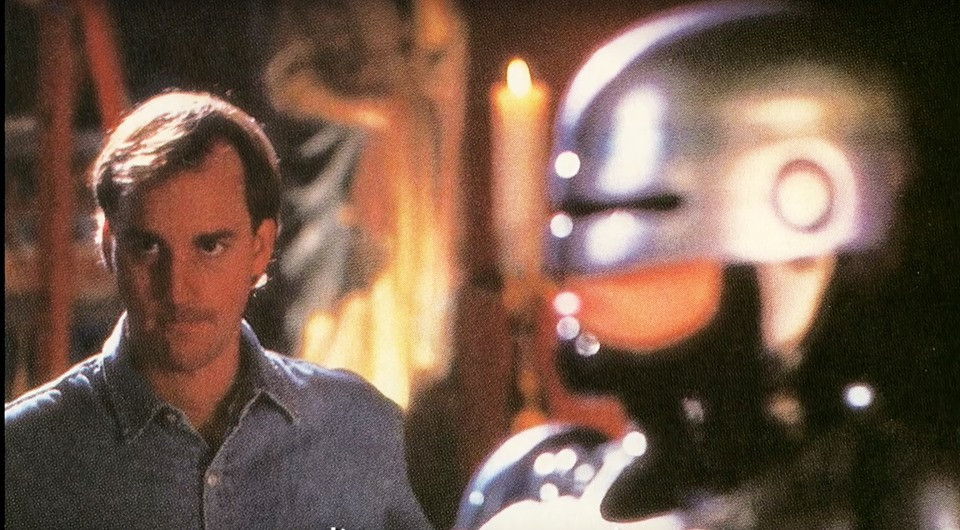 Fred Dekker and RoboCop