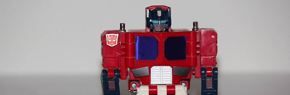 G1 Powermaster Optimus Prime
